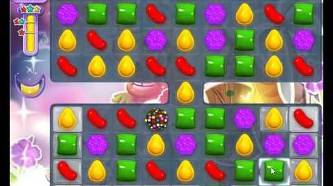 Candy Crush Saga Dreamworld Level 197 (Traumwelt)