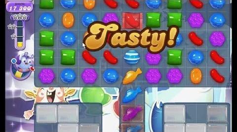 Candy Crush Saga Dreamworld Level 246 - 3 Stars NB