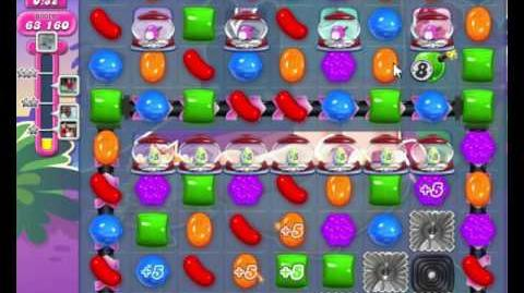 Candy Crush Saga LEVEL 2135 NO BOOSTERS (40 seconds)