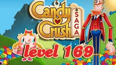 Candy Crush Saga Level 169