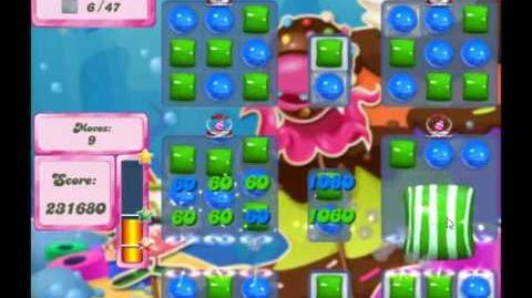 Candy Crush Saga Level 2569 - NO BOOSTERS