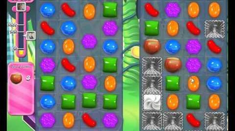 Candy Crush Saga Level 417-1