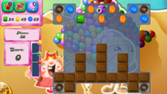 Level 165 mobile new colour scheme (before candies settle)