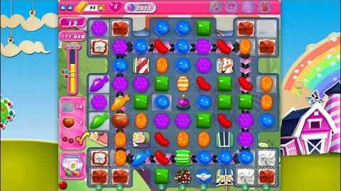 Candy Crush Saga - Level 2811 - No boosters ☆☆☆