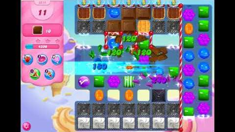 Candy Crush Saga - Level 3515 - No boosters ☆☆☆