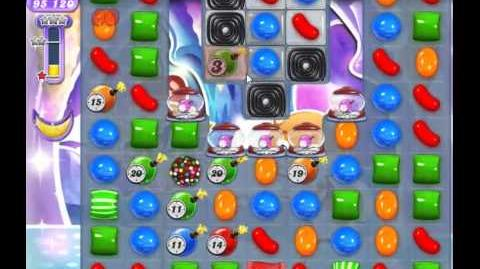 Candy Crush Saga Dreamworld Level 504 (Traumwelt)