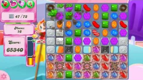 Candy Crush Saga LEVEL 2459 NO BOOSTERS