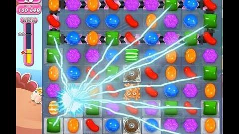 Candy Crush Saga Level 1295 NO BOOSTER