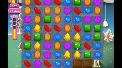 Candy Crush Saga Level 145 - 3 Star - no boosters