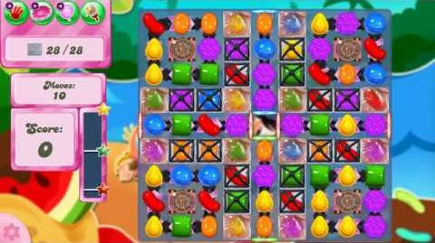 Candy Crush Saga Level 2518