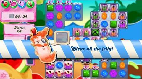 Candy Crush Saga Level 2523