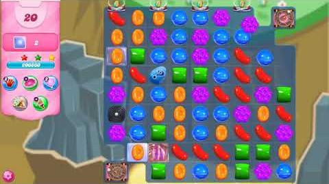 Candy Crush Saga Level 3318 NO BOOSTERS
