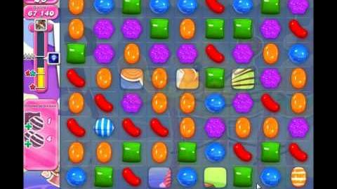 Candy Crush Saga Level 655 ★★★ No boosters
