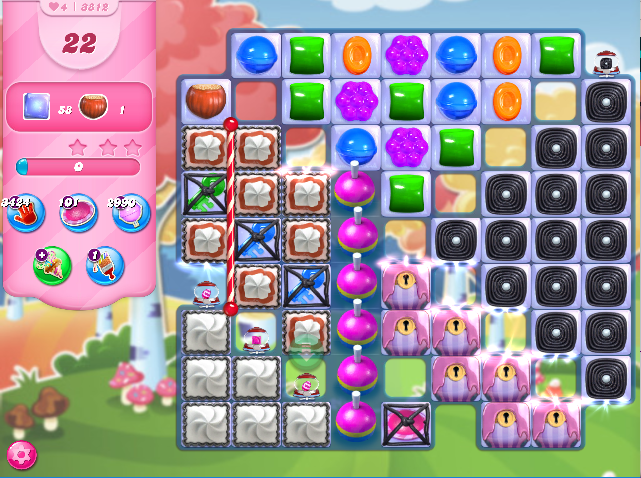 candy crush for windows 10 pc