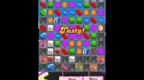 Candy Crush Level 1866 (2nd Version, 20 moves)