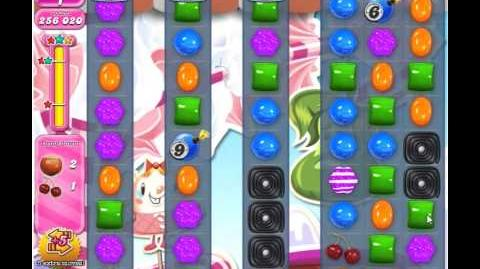 Candy Crush Saga Candy cannot be destroyed Glitch