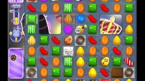 Candy Crush Saga Dreamworld Level 389 (Traumwelt)