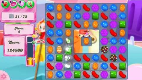 Candy Crush Saga LEVEL 2457 NO BOOSTERS