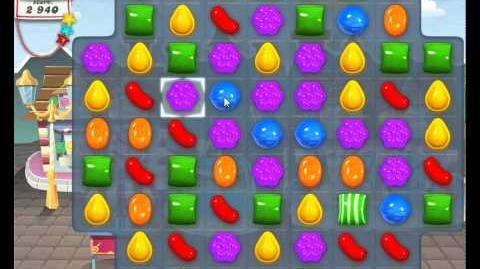 Candy Crush Saga Level 2