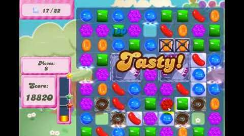 Candy Crush Saga Level 2817 NO BOOSTERS 2Star 2700plus Group Redesigned 141017