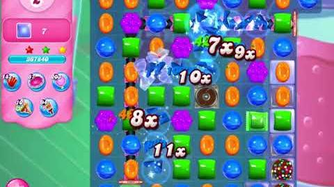 Candy Crush Saga Level 3005 NO BOOSTERS (third version)