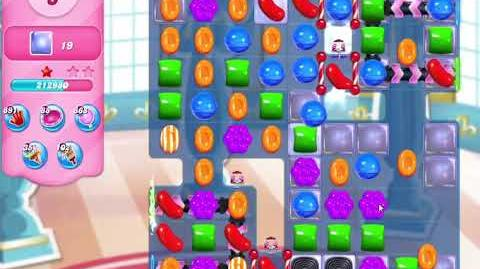 Candy Crush Saga Level 3844 NO BOOSTERS