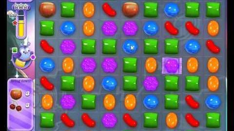 Candy Crush Saga Dreamworld Level 101 (Traumwelt)