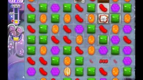 Candy Crush Saga Dreamworld Level 643 (Traumwelt)