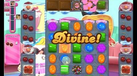 Candy Crush Saga LEVEL 1449 new version (30 moves)