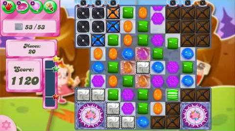 Candy Crush Saga Level 2611 NO BOOSTERS