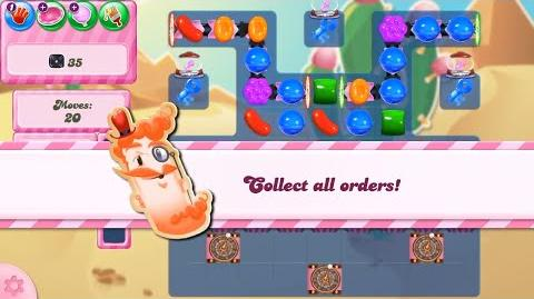 Candy Crush Saga Level 2852 NO BOOSTERS