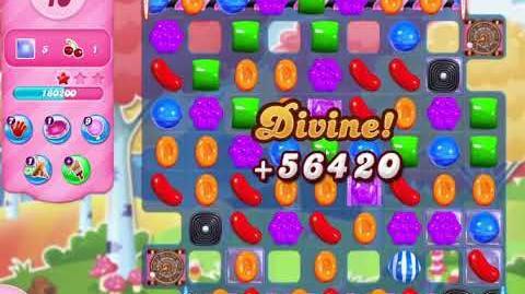 Candy Crush Saga Level 3045 NO BOOSTERS