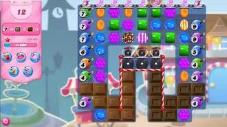 Candy Crush Saga Level 4855 NO BOOSTERS