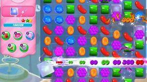 Candy Crush Saga Level 7 (No booster)