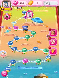 Gummy Galaxy HTML5