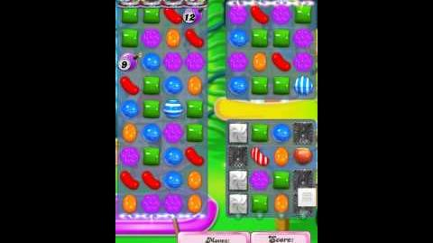 Candy Crush Level 417 No Toffee Tornadoes