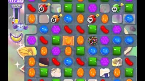 Candy Crush Saga Dreamworld Level 524 (Traumwelt)