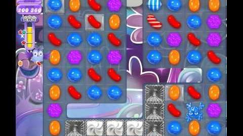 Candy Crush Saga Dreamworld Level 636 (No booster, 3 Stars)