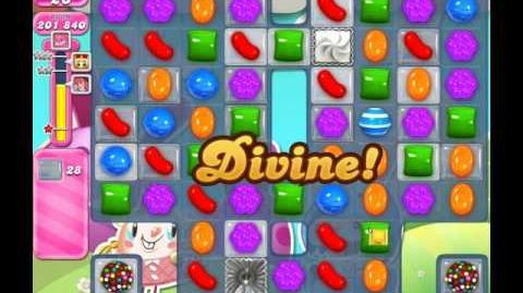 Candy Crush Saga Level 1583 ( New with 5 Candy Colours ) No Boosters 3 Stars