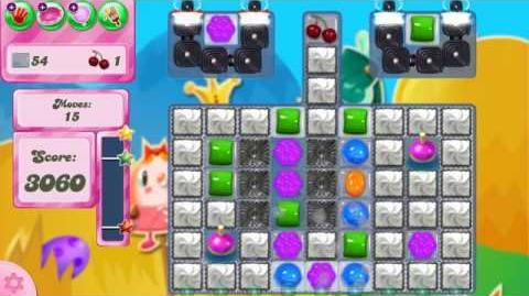Candy Crush Saga Level 2450 (new version)