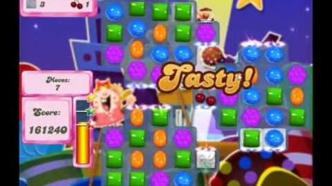 Candy Crush Saga Level 2540 - NO BOOSTERS
