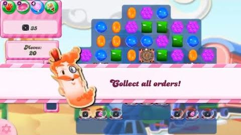 Candy Crush Saga Level 2798 NO BOOSTERS