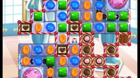 Candy Crush Saga Level 4000 NO BOOSTERS