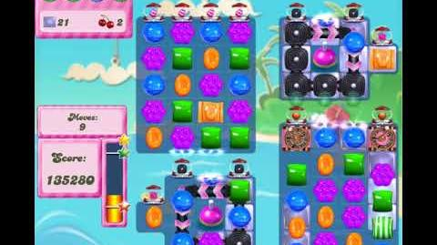 Candy Crush Saga level 2690 720HD No booster add me on facebook