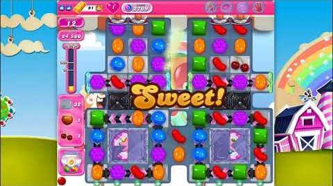 Candy Crush Saga - Level 2769 - No boosters