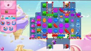 Candy Crush Saga - Level 4138 - No boosters ☆☆☆