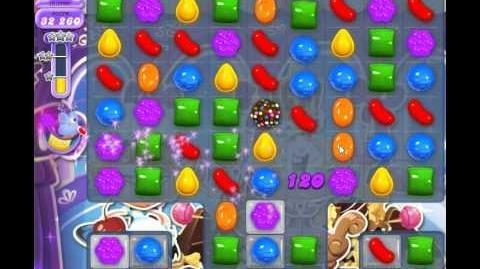 Candy Crush Saga Dreamworld Level 480 (★★★ no booster)