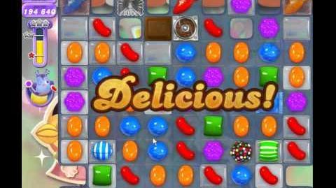 Candy Crush Saga Dreamworld Level 530 (3 star, No boosters)