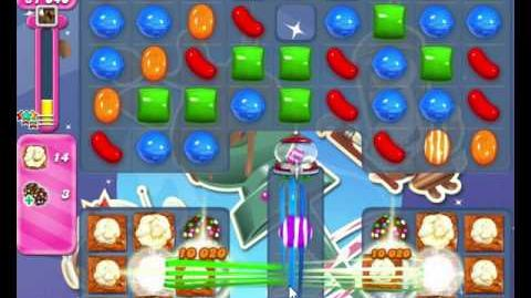 Candy Crush Saga LEVEL 2385 NO BOOSTERS