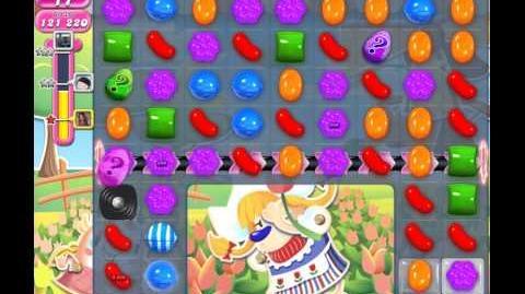 Candy Crush Saga Level 594 (2nd version)